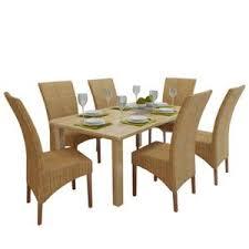 chaises de salle manger pas cher chaises salle manger rotin achat vente pas cher