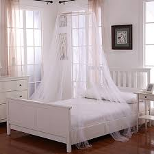 canopy for beds oasis round hoop sheer bed canopy bed bath beyond