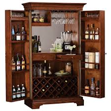 Furniture Wine Bar Cabinet Howard Miller Barossa Valley Wine Bar Cabinet Wine Enthusiast