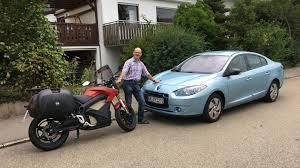 Renault Baden Baden Elektromobilitäts Pionier Aus Ebersbach Der Mann Der Unter Strom
