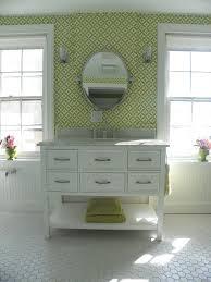 Olive Green Bathroom Baroque Ronbowin Bathroom Traditional With Good Looking Sherwin