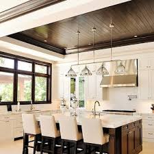 White Beadboard Ceiling by Floor To Ceiling Beadboard Design Ideas