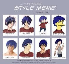 Memes D - de anime d style meme by crazehkitteh on deviantart