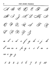printables cursive writing u2026abcd edgyblue thousands of printable