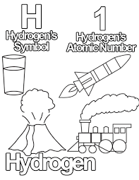 periodic table science book free coloring pages from the periodic table of elementary