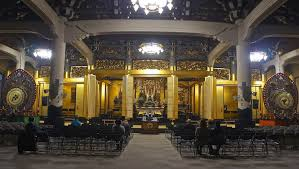Japanese Temple Interior Discover India In Japan Tsukiji Honganji Indian Architecture In