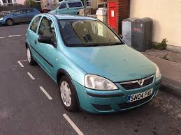 vauxhall corsa 2004 vauxhall corsa life 2004 1 2 timing chain fault in southville