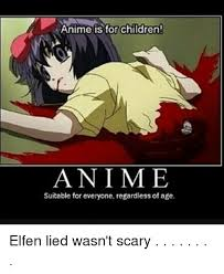 Meme I Lied - 25 best memes about elfenlied elfenlied memes