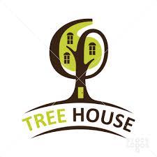 Treehouse Fostering Agency - tree house logo branding and logos pinterest house logos