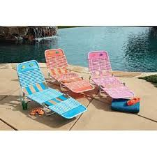 Pvc Lounge Chair Essential Garden Kiddie Pvc Lounge Pink Outdoor Living Patio