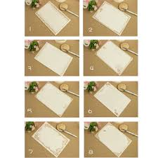 letter writing paper sets 8pcs vintage lace flower writing note letter paper pad antique 8pcs vintage lace flower writing note letter paper