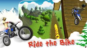 3d motocross racing games dirt bike llama stunt rider 3d android apps on google play