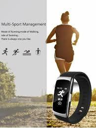 s68 oled ip68 waterproof blood pressure rate monitor smart