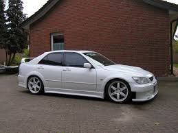 lexus altezza modified volk white te37 u0027s on 2001 dwp lexus is forum