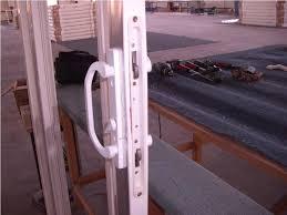 Patio Door Track Replacement Stainless Steel Sliding Door Repair Track Patio Kit Lock Keeper