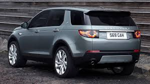 land rover discovery sport 7 seat small suv debuts