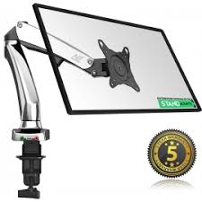 Motion Desk North Bayou Full Motion Desk Mount With Mount And Gas Spring For