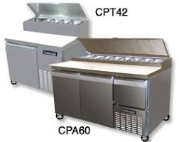 continental pizza prep table pizza prep table refrigeration by continental