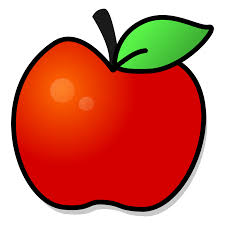 apple leaf template cliparts co