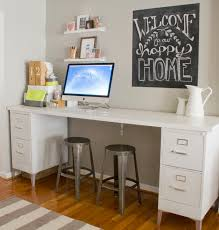 Build A Wooden Computer Desk by Best 25 Desk To Vanity Diy Ideas On Pinterest Diy Desk To