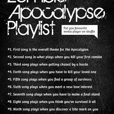 Zombie Apocalypse Meme - 8tracks radio zombie apocalypse playlist meme 10 songs free