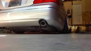 2004 lexus ls430 hp 2005 lexus ls430 oem full exhaust 100k miles k u0026n drop in youtube