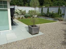garden with gravel is a nice solution for outdoor use u2013 fresh
