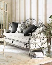 Wrought Iron Daybed Wrought Iron Daybed With Cushions Interior Design Pinterest