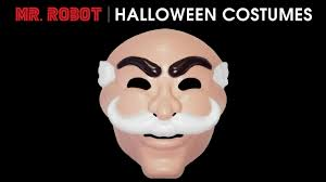 be a part of the mr robot revolution for halloween blog usa