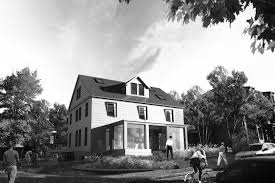 energy efficient home design plans harvard u0027s building a model for energy efficiency by renovating a