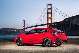 use car honda civic 2017 honda civic hatchback drive review motor trend