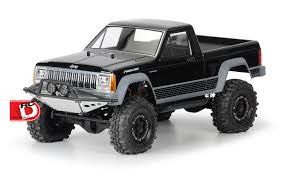 comanche jeep 2015 pro line jeep comanche full bed clear body