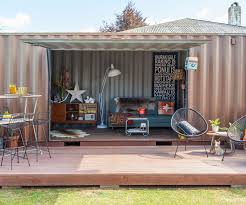 trend decoration shipping container homes earthquake home interior