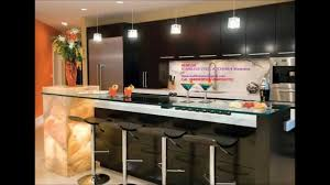 acrylic stainless steel finish modular kitchen thrissur