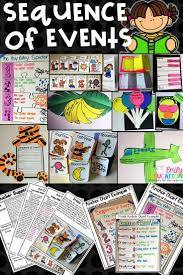 thanksgiving at the tappletons activities the 25 best sequence of events ideas on pinterest sequencing