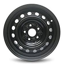 all black toyota camry amazon com toyota camry 15 5 lug steel wheel 15x6 5 inch steel