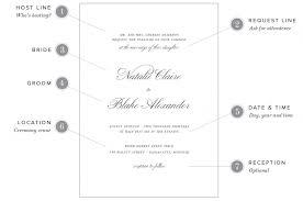 templates wedding invitations wording bride and groom hosting