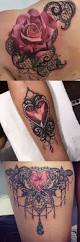 heart and flowers tattoo best 25 heart tattoo shoulder ideas on pinterest flower tattoo
