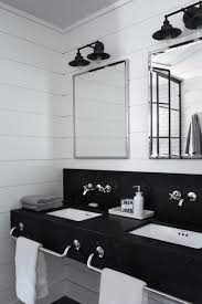 bathroom vintage black and white bathroom ideas white tile