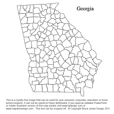 county map ga alabama to us county maps