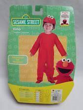 Elmo Halloween Costumes Elmo Halloween Costume Ebay