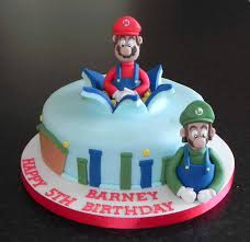 cake by lisa price super mario birthday cake
