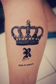 67 most powerful crown tattoos for