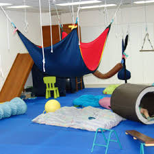 Sensory Room For Kids by This Daycare Room Especially During Winter I Want Pinterest