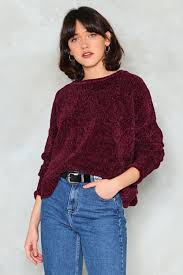 chenille sweater knit s complicated chenille sweater shop clothes at gal