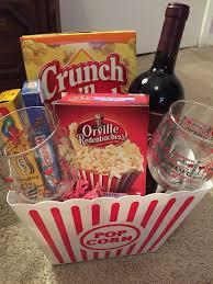 Gift Basket Com Best 25 Movie Basket Gift Ideas On Pinterest Diy Birthday