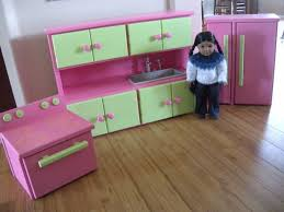 18 inch doll kitchen furniture 108 best 18 inch doll rooms houses images on