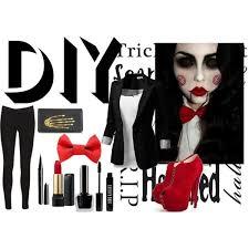 Beautiful Halloween Costumes Girls 25 Jigsaw Costume Ideas Jigsaw Makeup Jigsaw
