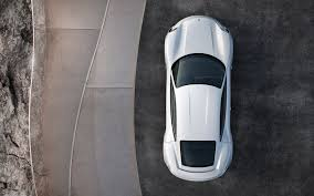 porsche 919 top view porsche mission e concept electric car up view porsche mission e