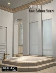 home master bathroom fixtures 3d models and 3d software